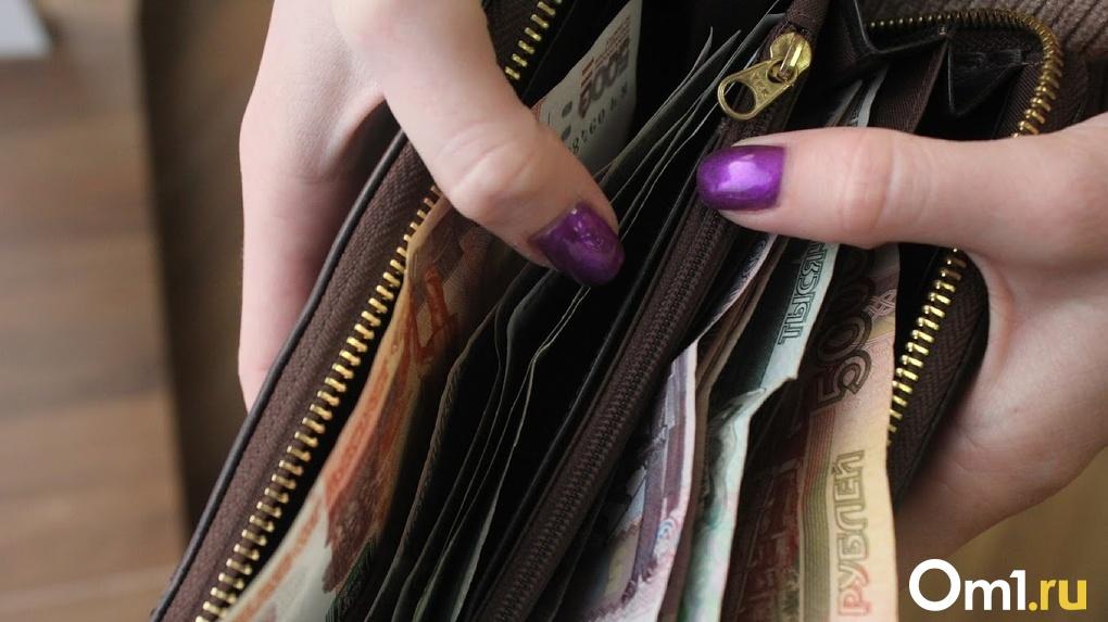 В остатке больше 23 тысяч рублей. Росстат подсчитал уровень благосостояния омичей