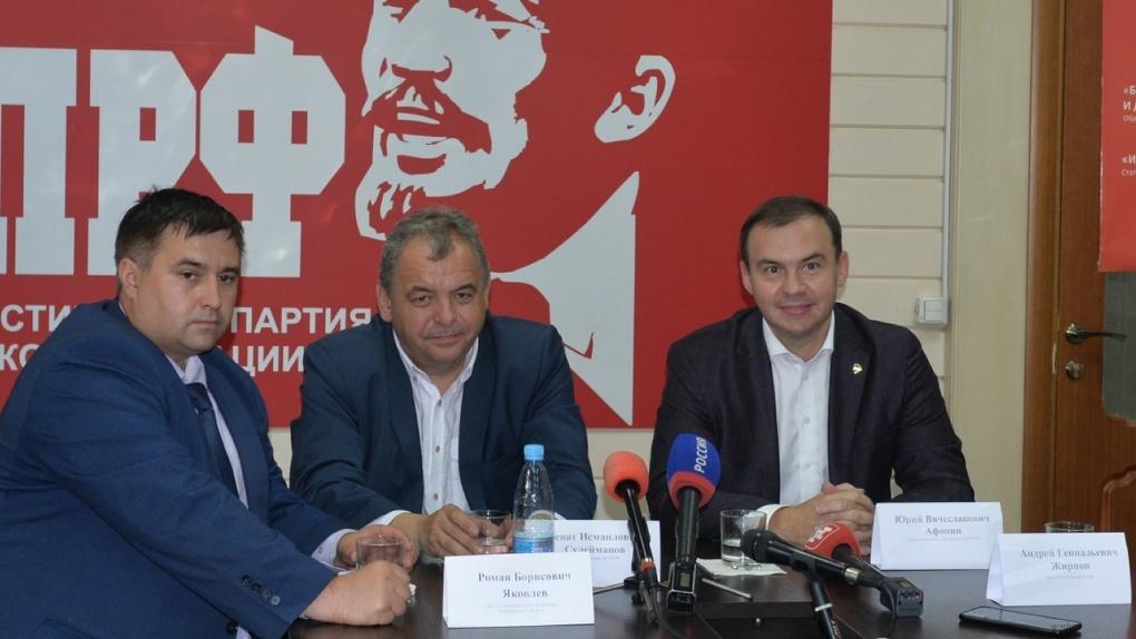 Капитализм показал несостоятельность: в Новосибирске зампред ЦК КПРФ рассказал о выборах в Госдуму