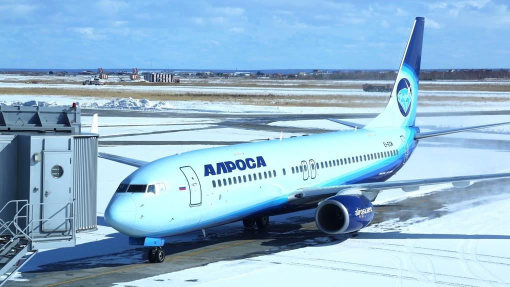 Почти на 10 часов задержан авиарейс из Новосибирска в Якутию