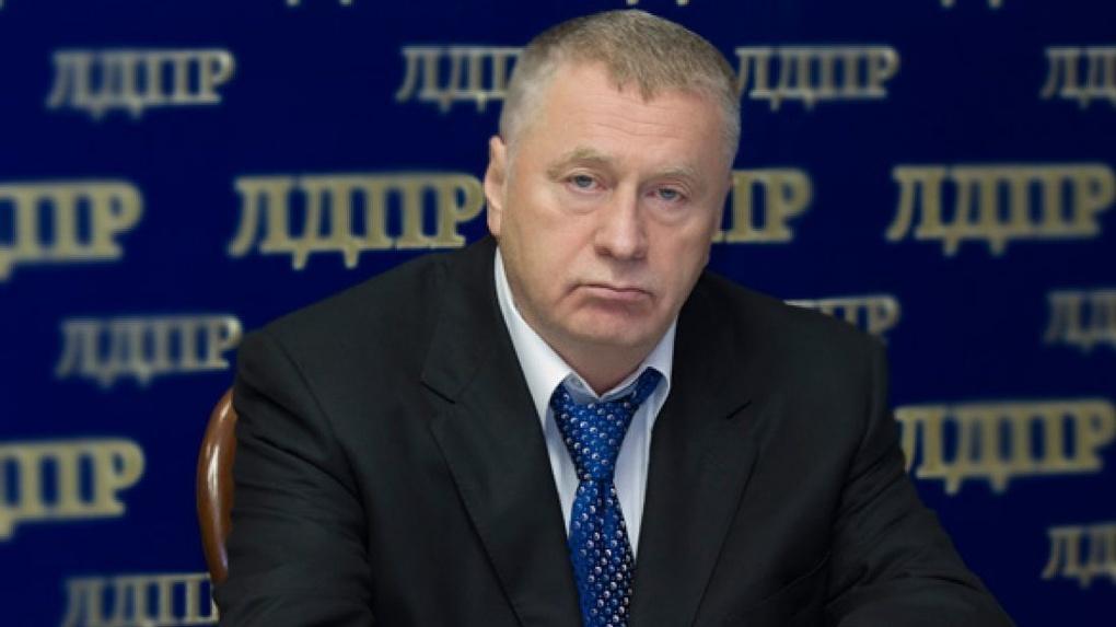 «Пусть едут домой»: Жириновский высказался об убийстве азербайджанца в Новосибирске