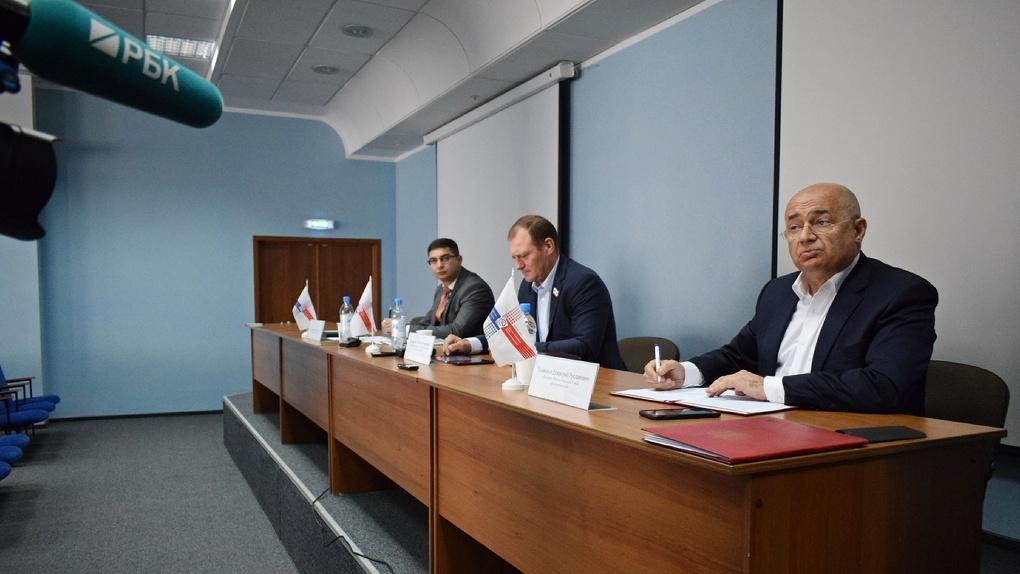 В Омске регоператор и бизнес заключили соглашение о взаимодействии по вопросам экологии