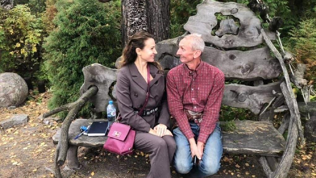 Новосибирский биолог создал японский сад с редкими растениями на месте свалки