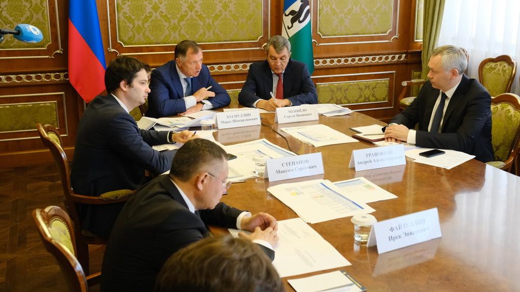 Новосибирская область получит дополнительные средства на завершение четырёх долгостроев
