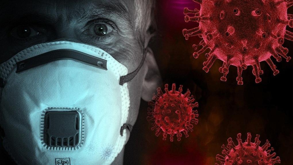Омская область занимает второе место в Сибири по летальности от коронавируса