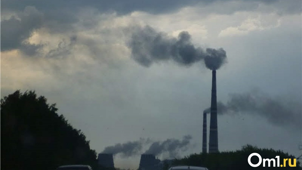 Опасный уровень загрязнения воздуха зафиксировали в Новосибирске