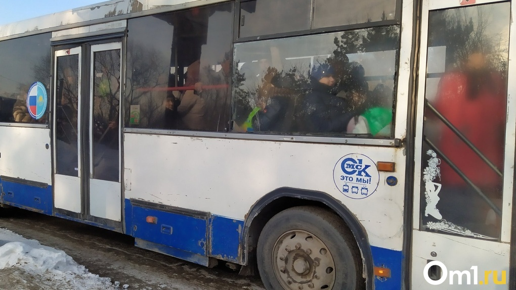 В Новосибирске появится новая автобусная остановка «Школа № 214»