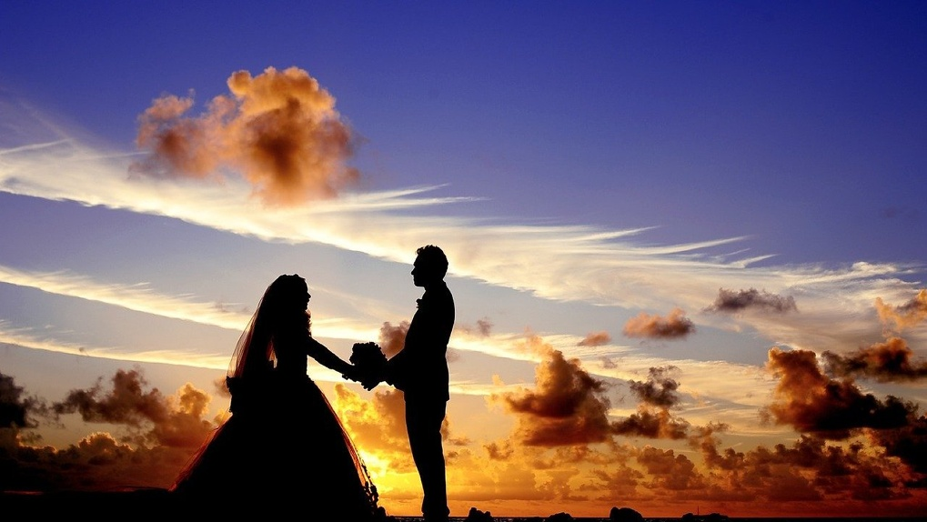 Омские пары мечтают отмечать годовщину свадьбы раз в 4 года