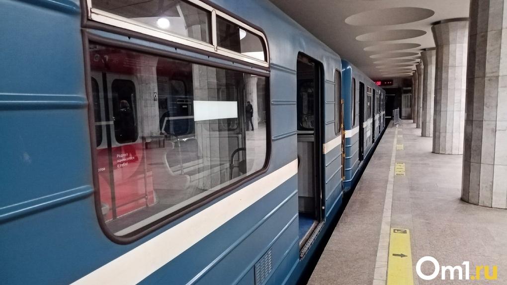 Новосибирский метрополитен переходит на режим выходного дня из-за коронавируса