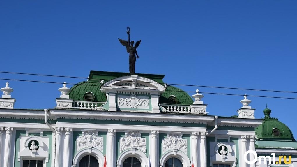 Омский драмтеатр опубликовал в сети свои спектакли