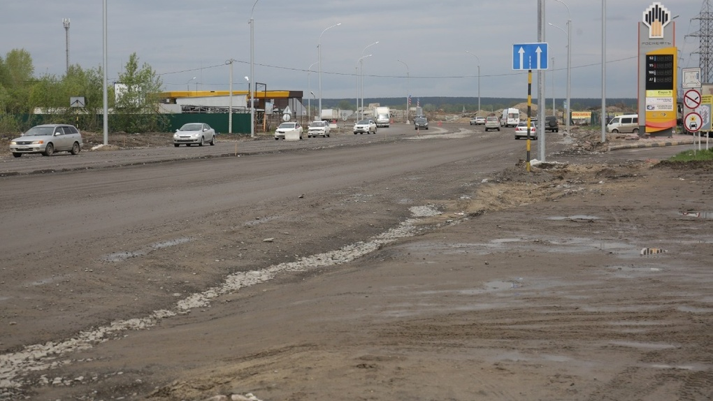 В Новосибирске дорогу на 2-й Станционной улице расширяют до шести полос