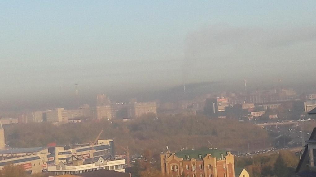 Омск — газовая камера! Жители всех районов города сообщают о выбросах, которыми их снова травят