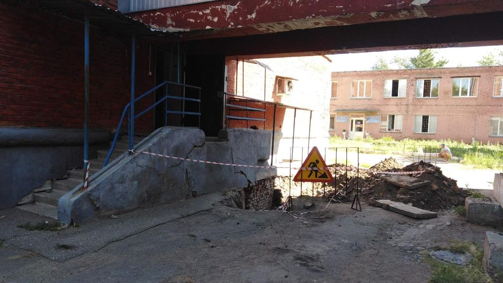 Химический компот и разруха: омич поделился впечатлениями от посещения туберкулёзного диспансера (Фото)