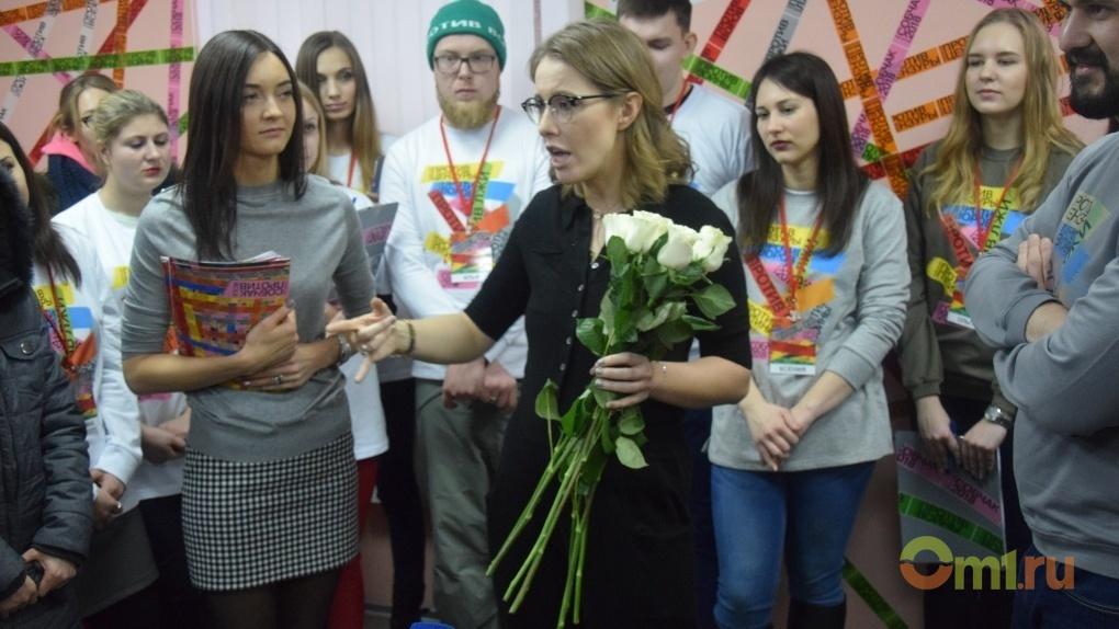 Собчак предлагает открыть в Омске кафе со сгущенкой