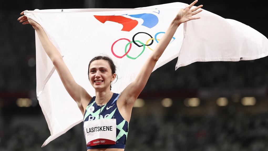 Команда Олимпийского комитета России взяла пятое место на Олимпиаде в Токио