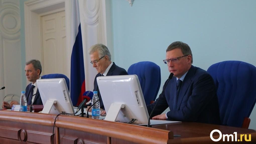 После выборов в омском Заксобрании останется прежний спикер – СМИ