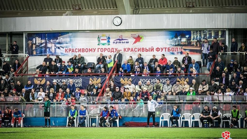 Омский «Иртыш» вслед за «Авангардом» переезжает в Подмосковье
