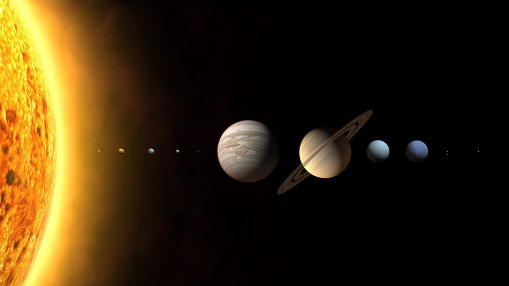 В 2018 году омичи смогут увидеть парад планет, затмения и противостояние Марса