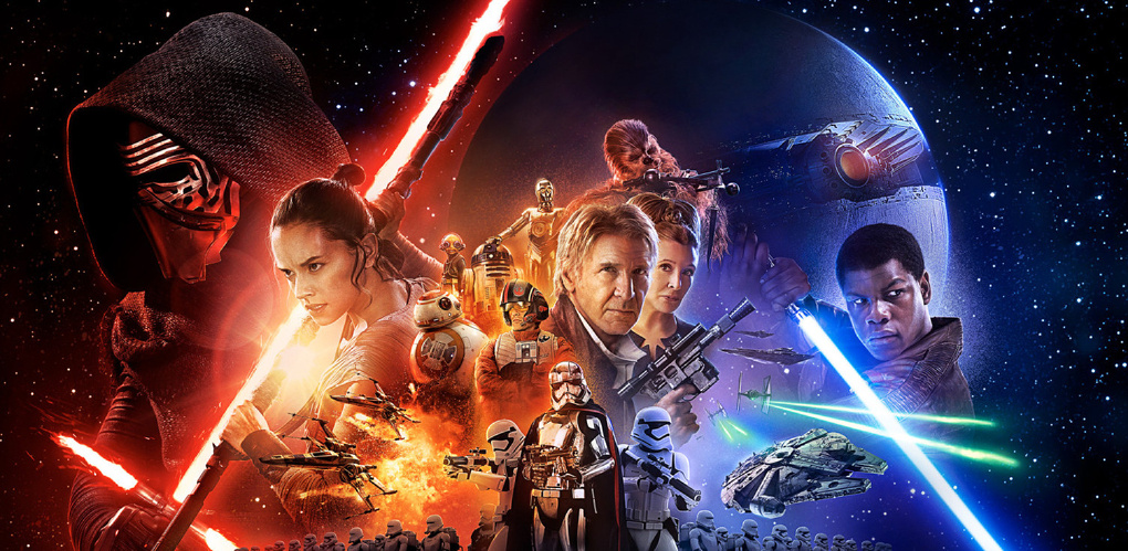 В Омске раскупили билеты на премьеру новых «Звездных войн»