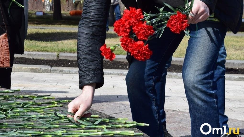 В Омске периметры кладбищ охраняет полиция, штраф за проход на территорию – до 40 тысяч