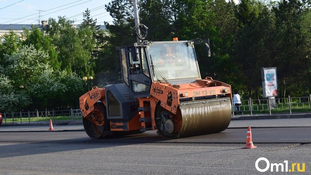 Омская область получила дополнительный миллиард на ремонт дорог