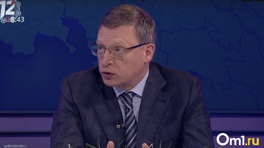 Экология, дорога-дублер и новый транспорт. Бурков рассказал, чего стоит ожидать омичам в 2021 году