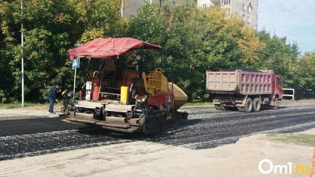 Москва выделила Новосибирску 359 млн рублей на ремонт дорог