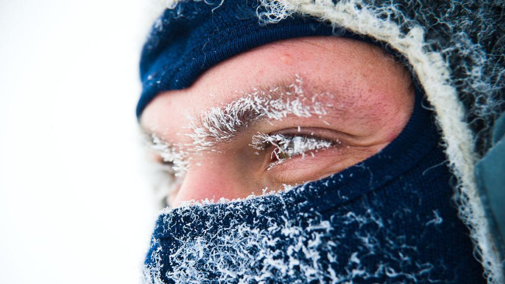 Арктические морозы до -35 ударят в Новосибирске