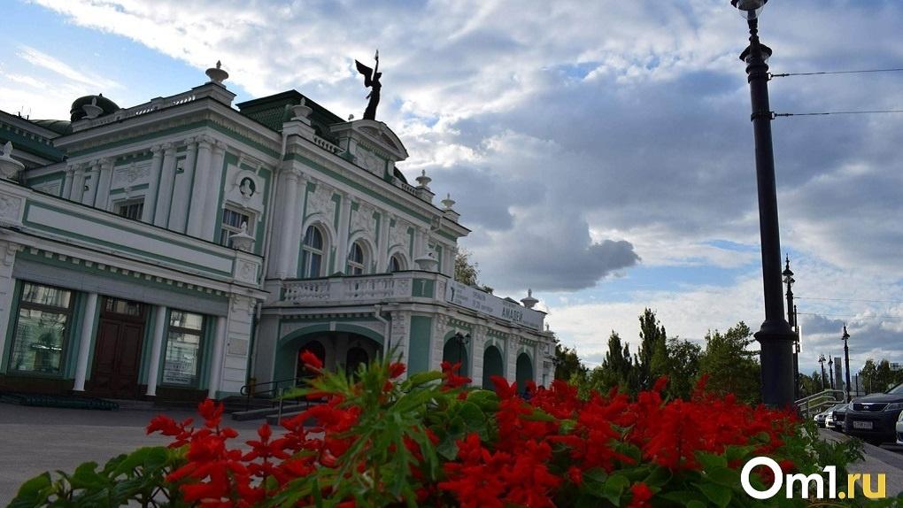 Омский драмтеатр открывает свои двери после карантина из-за коронавируса