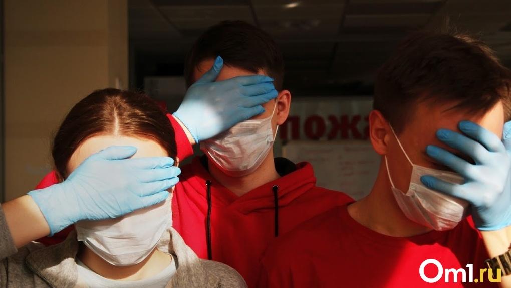 Тесты на коронавирус показывают, что у многих омичей уже есть антитела к нему