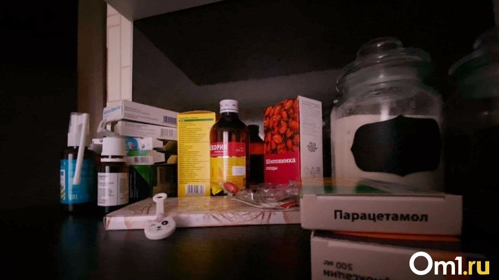 В Омске внезапно почти в три раза подорожал антибиотик