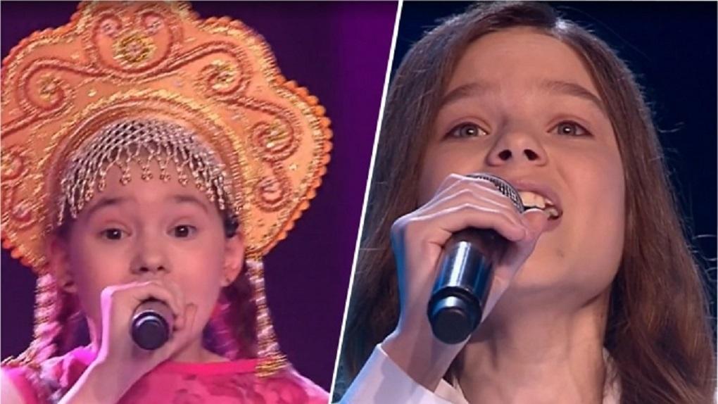 Полина Гагарина выгнала двух новосибирских школьниц из шоу «Голос. Дети»