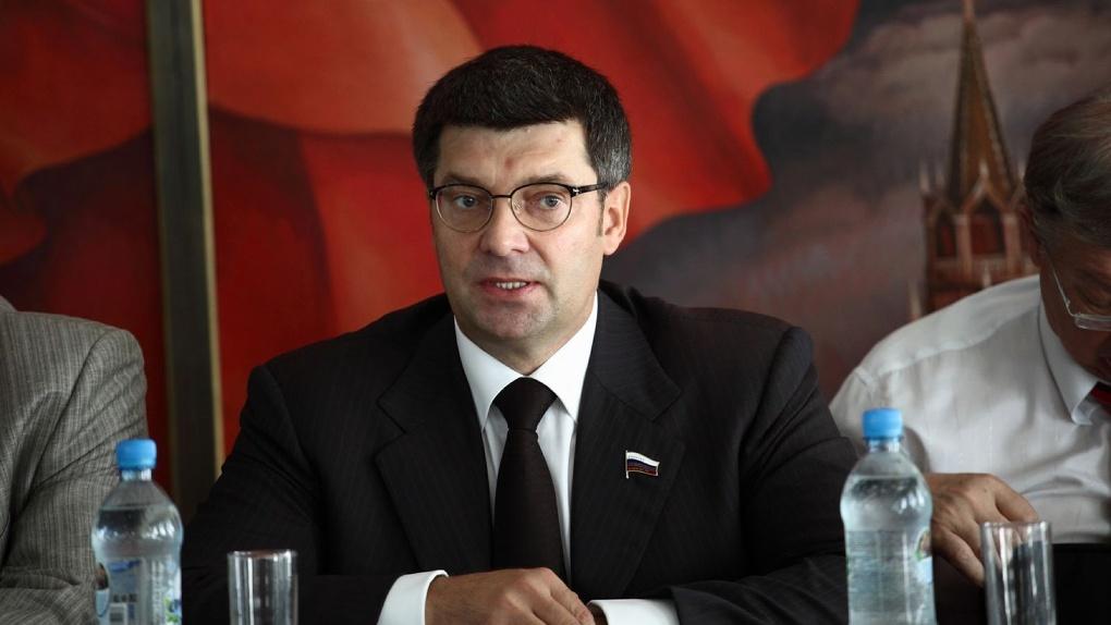 В выборах губернатора Омской области может принять участие Олег Денисенко