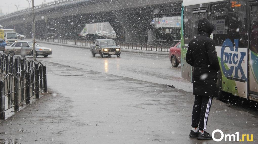 Спасатели предупредили омичей об опасной погоде