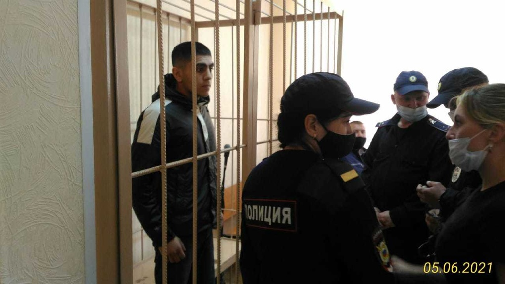 В Новосибирске арестовали второго друга убитого Векила Абдуллаева (фото и видео)