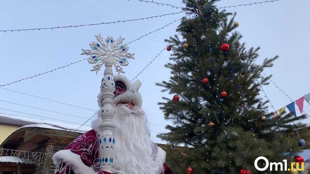 В гости к Бабе Яге, Кощею и Снежной Королеве: отправляемся в настоящую резиденцию к Деду Морозу