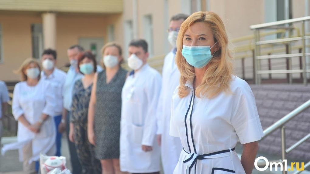 Силовики назвали сумму нарушений по госконтрактам в омском Минздраве при экс-министре Солдатовой