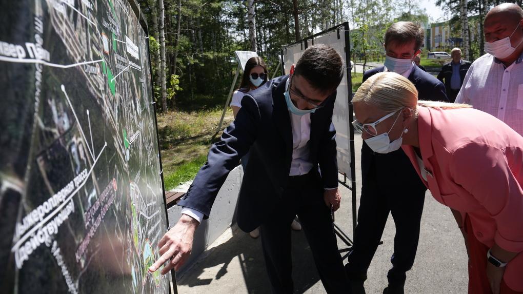 В Новосибирске открыли лыжную базу для юных спортсменов