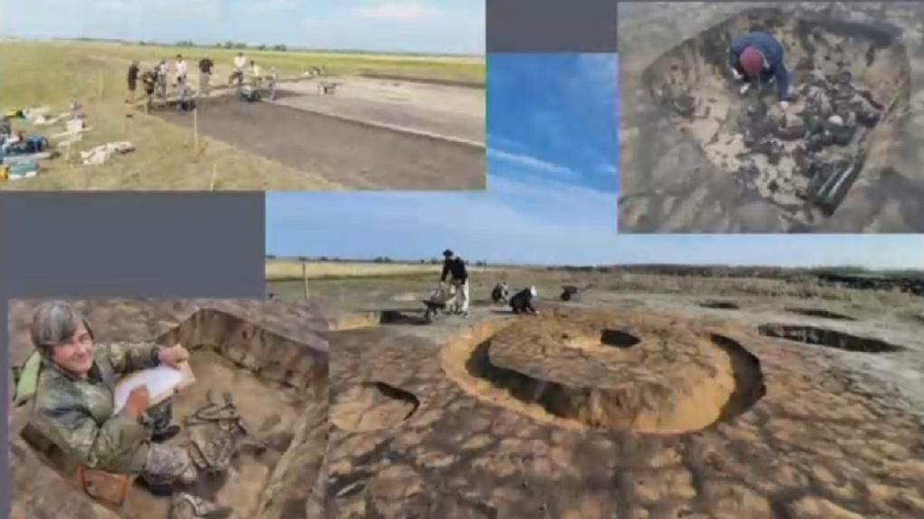 Лежат друг на друге без голов: новосибирские археологи нашли жуткую могилу древних людей