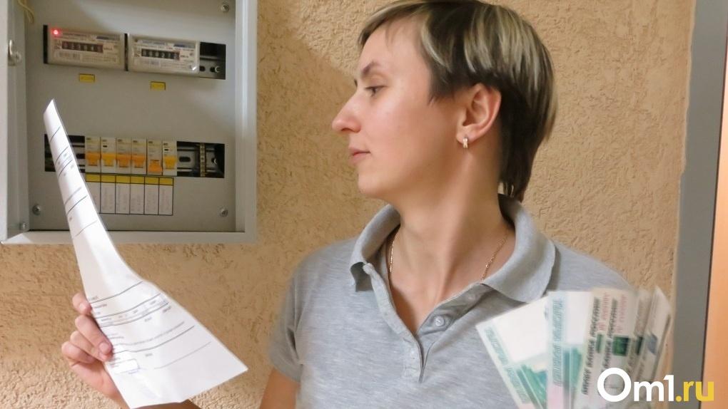 Свет и воду не отключат должникам коммунальных счетов в Новосибирске