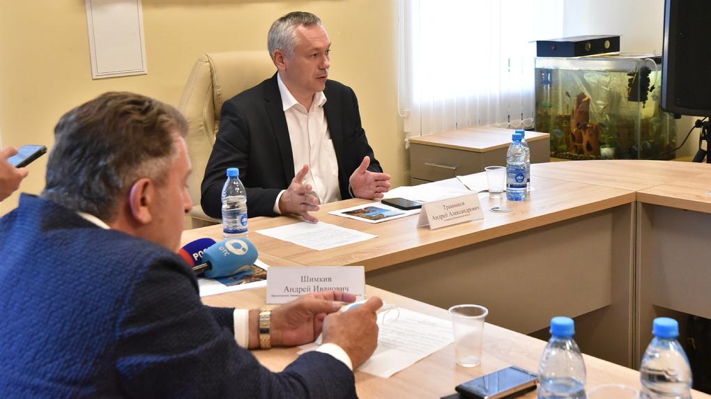 Караканский бор получит статус природного парка Новосибирской области