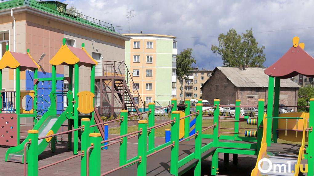 Власти Новосибирска обязали застройщика устранить недостатки в «опасном детском саду»