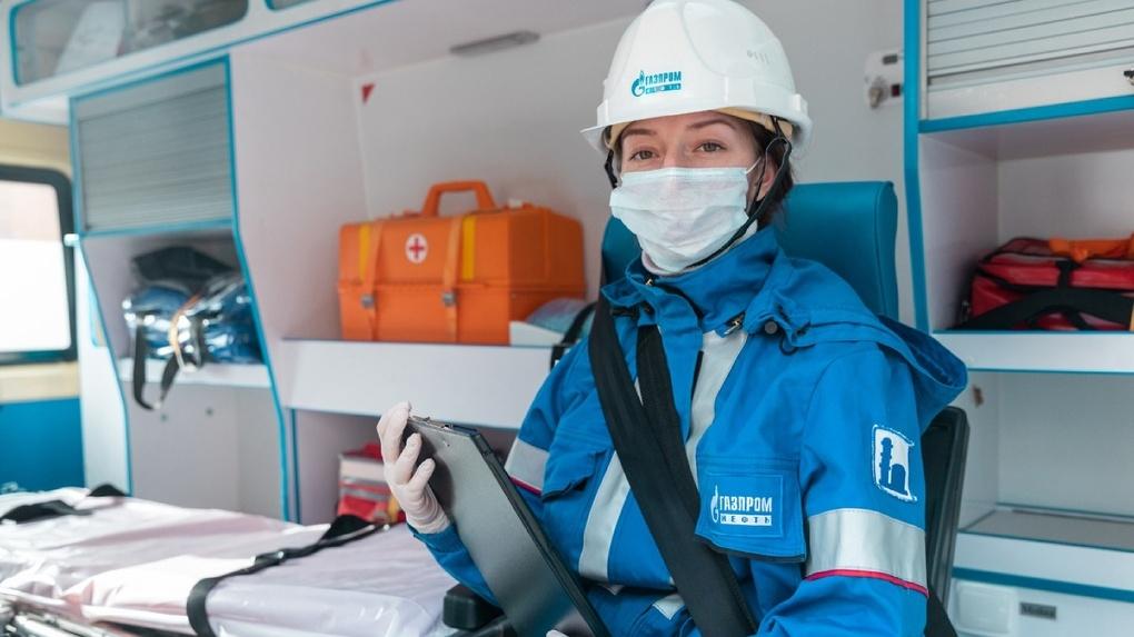Омский НПЗ протестировал на коронавирус сотрудников