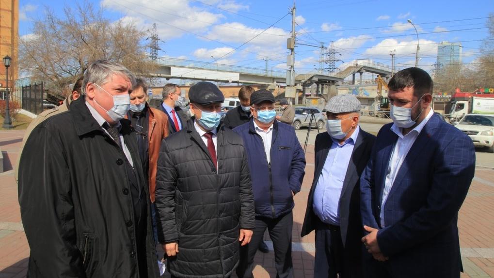 Мэр Новосибирска назвал, какие дороги отремонтируют в рамках нацпроекта БКАД