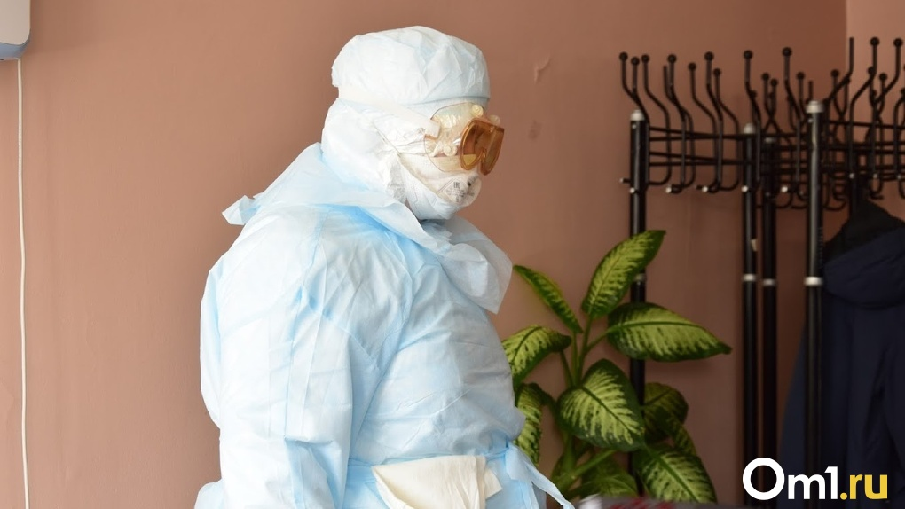 В Омске почти 4 000 человек находятся на карантине как потенциальные носители коронавируса
