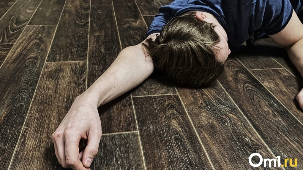Омич убил сына и показал разлагающийся труп внуку