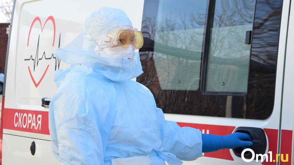В районах Омской области коронавирус за два дня выявили у 65 человек