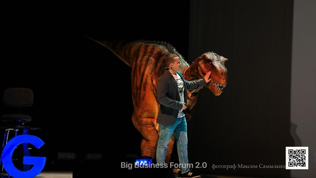 Динозавры в Сибири, или Как в Омске прокачали местный бизнес