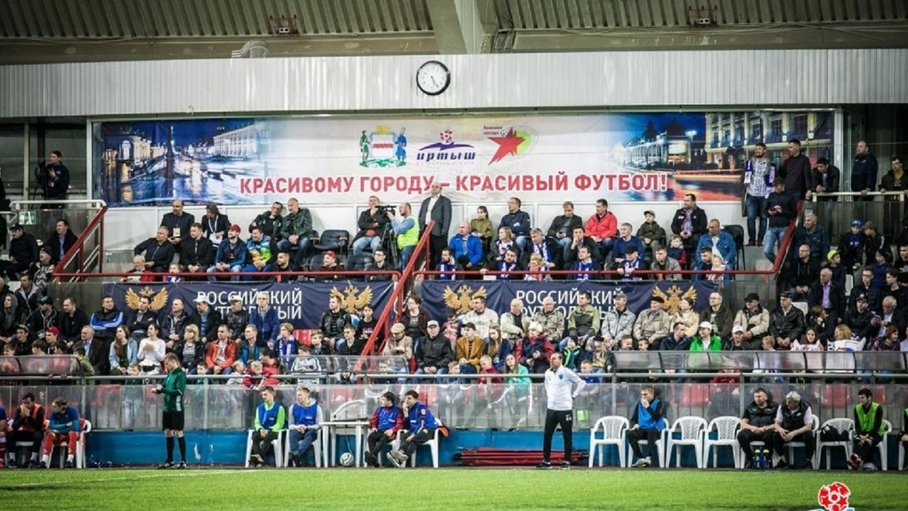 В Омске появится футбольный стадион на 10 тысяч мест