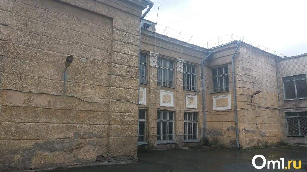 В Новосибирске снесут скандальную школу № 54 и построят новую