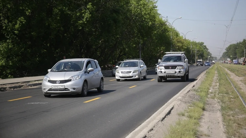 Летом 2021 года отремонтируют главные магистрали Кировского района Новосибирска